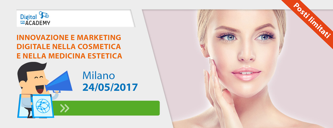 Innovazione e marketing digitale nella cosmetica e nella medicina estetica