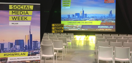 Social Media Week Milano 2017