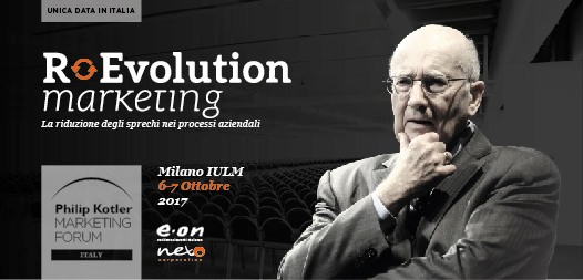 IULM presenta Philip Kotler Marketing Forum