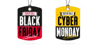 Tutti i numeri del Black Friday e del Cyber Monday