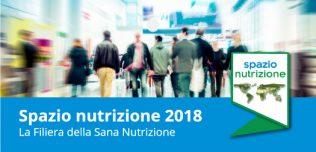 Spazio Nutrizione 2018: il biologico nell'integratoristica e il nuovo approccio dei consumatori