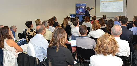 """Sold Out per """"LA PRIVACY AL TEMPO DEL GDPR"""", il seminario che ha dato il via al primo ciclo di eventi """"Conference For Innovation 2018"""""""