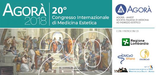 20° Congresso Internazionale di Medicina Estetica di Agorà