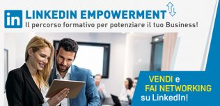 Vendi e fai networking efficace con LinkedIn Empowerment